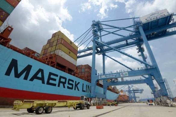 Maersk New Orleans